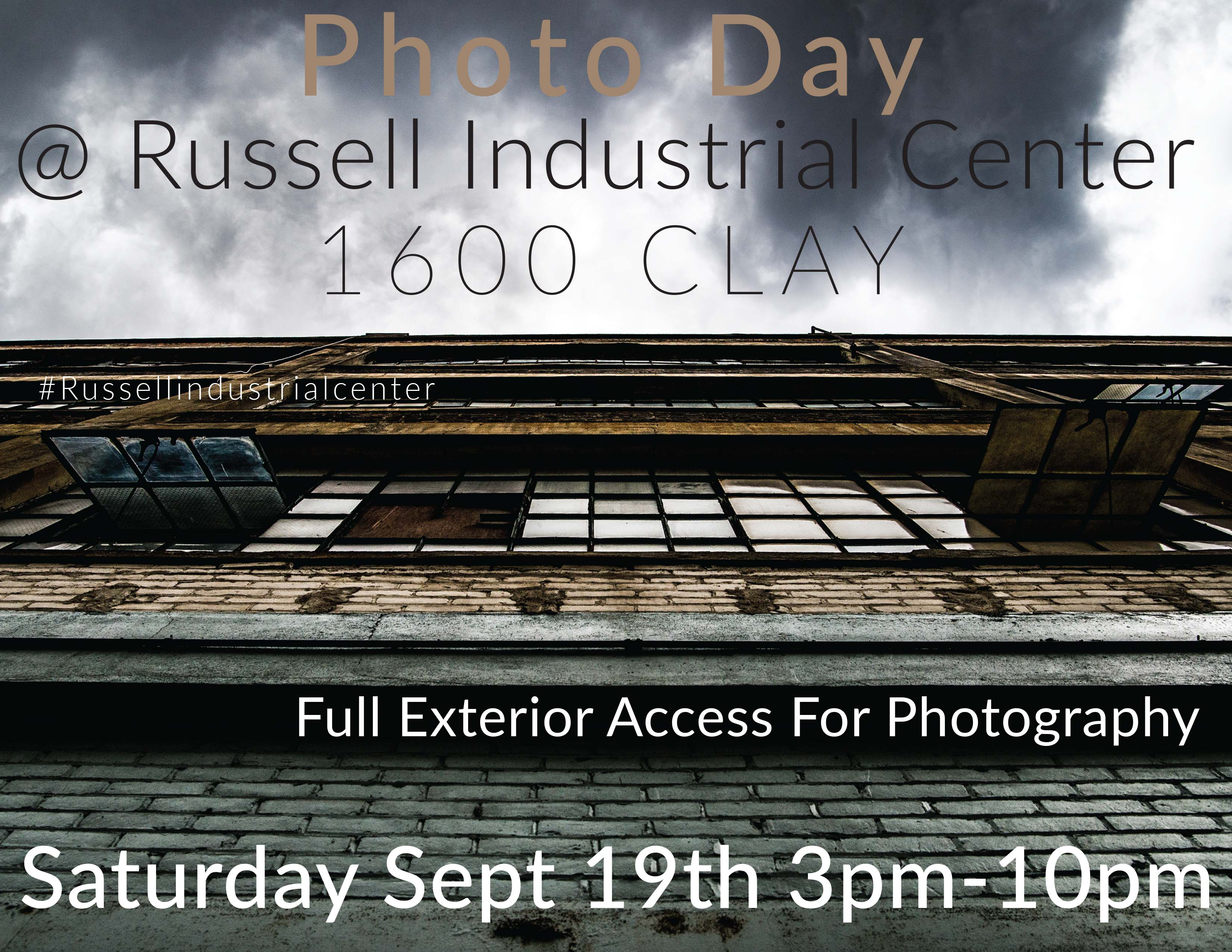 Russell Open House