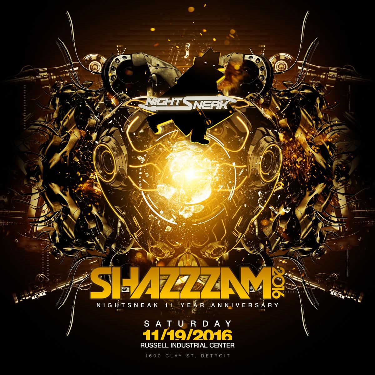 Shazzam 2016